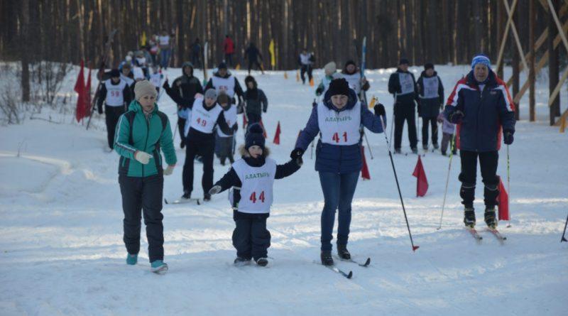 Лыжня России-2018 в Янтарном 11