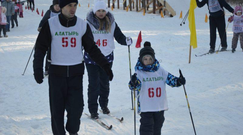 Лыжня России-2018 в Янтарном 13