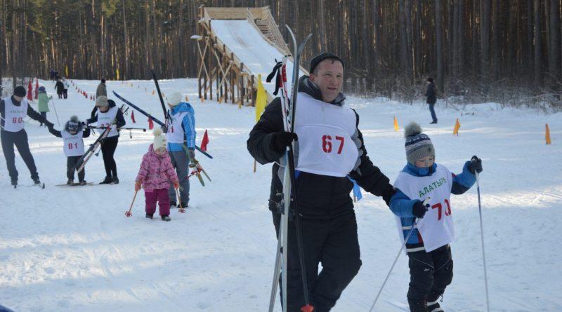 Лыжня России-2018 в Янтарном 15