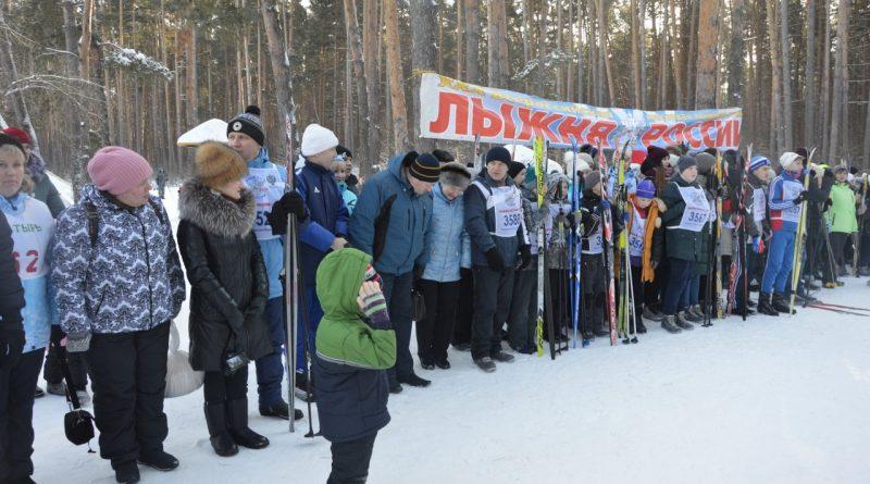 Лыжня России-2018 в Янтарном 22