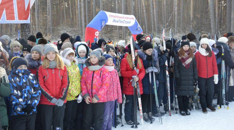 Лыжня России-2018 в Янтарном 24