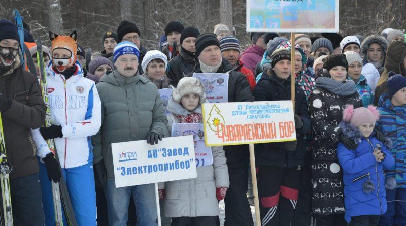 Лыжня России-2018 в Янтарном 27