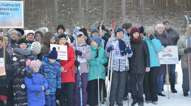 Лыжня России-2018 в Янтарном 28