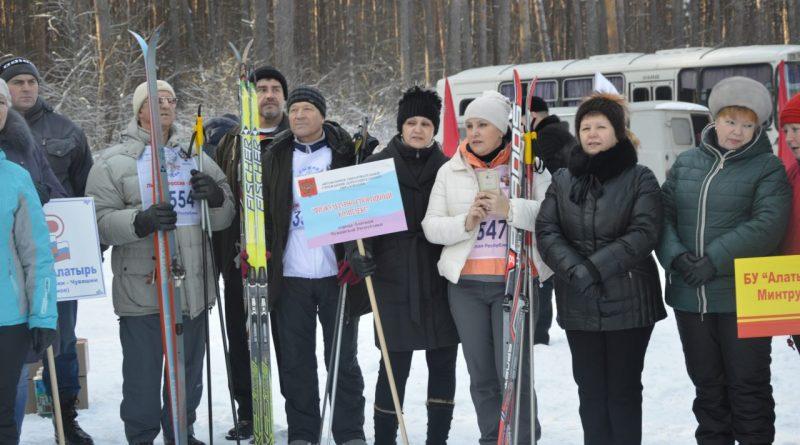 Лыжня России-2018 в Янтарном 29