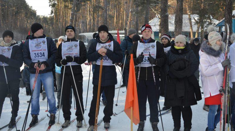 Лыжня России-2018 в Янтарном 30