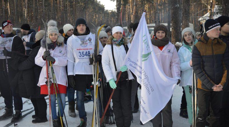 Лыжня России-2018 в Янтарном 31