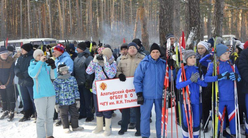 Лыжня России-2018 в Янтарном 33