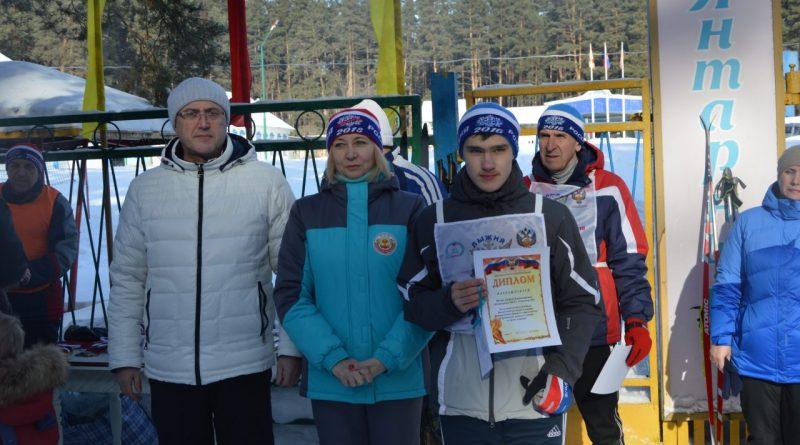 Лыжня России-2018 в Янтарном 40