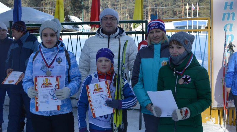 Лыжня России-2018 в Янтарном 42