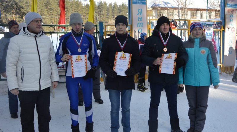 Лыжня России-2018 в Янтарном 48
