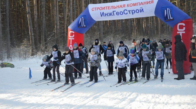 Лыжня России-2018 в Янтарном 52