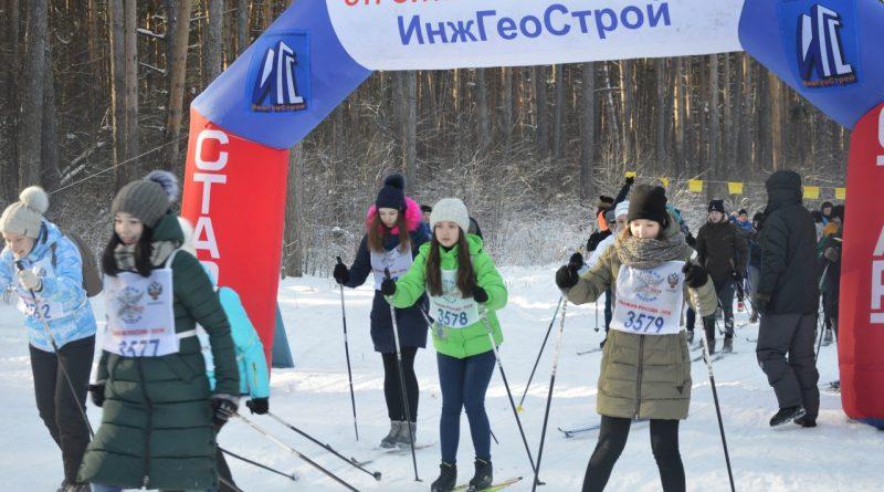 Лыжня России-2018 в Янтарном 53