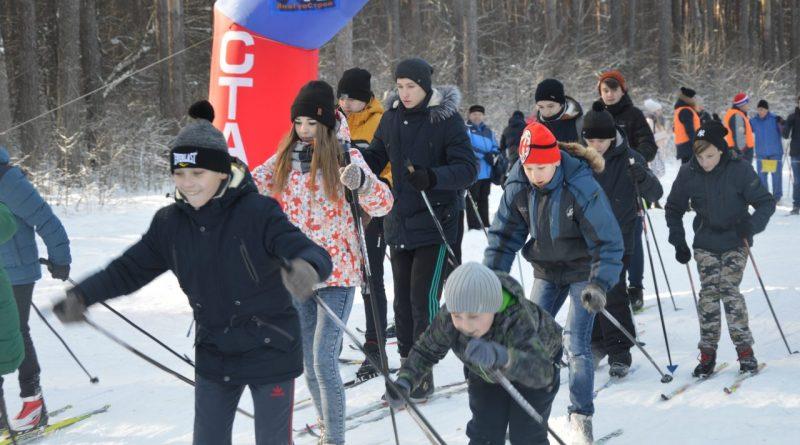 Лыжня России-2018 в Янтарном 54