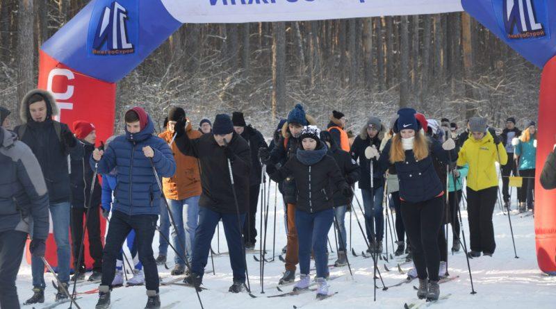 Лыжня России-2018 в Янтарном 57