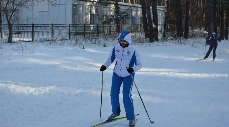 Лыжня России-2018 в Янтарном 59