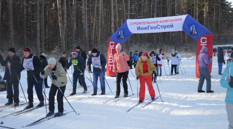 Лыжня России-2018 в Янтарном 60