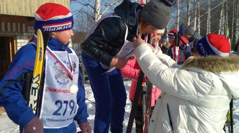 Всем районом на «Лыжню России» 17