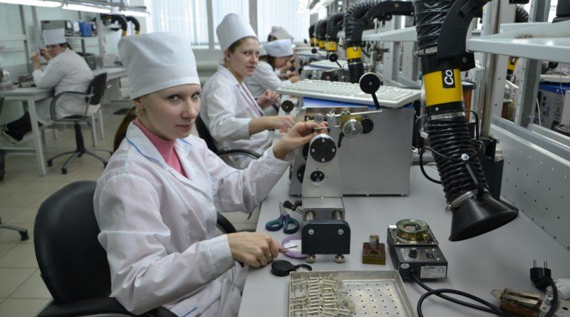 Промышленность Чувашской Республики в 2017 году