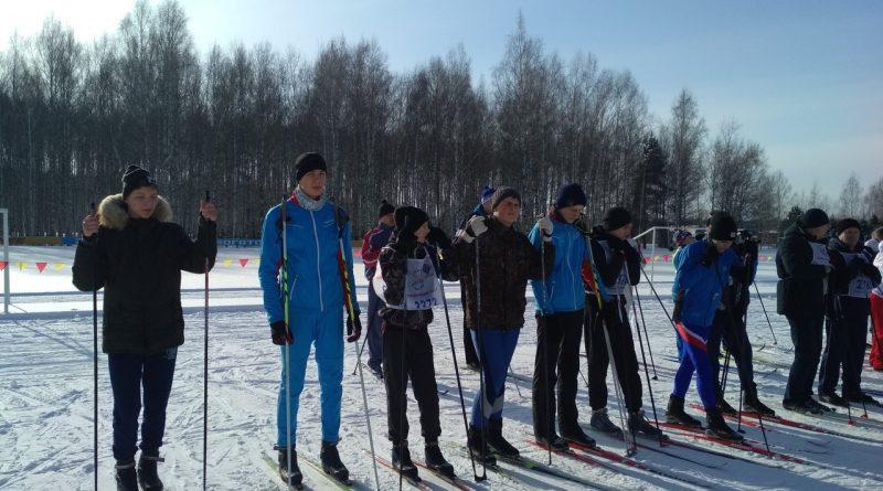 Всем районом на «Лыжню России» 19