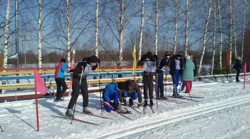 Всем районом на «Лыжню России» 20