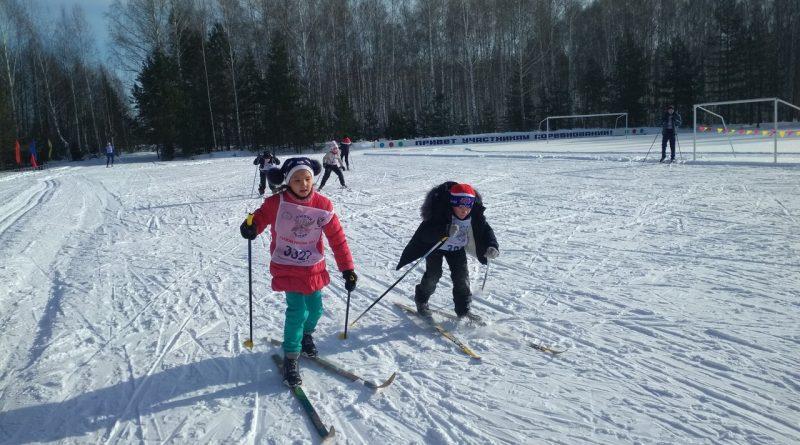 Всем районом на «Лыжню России» 21