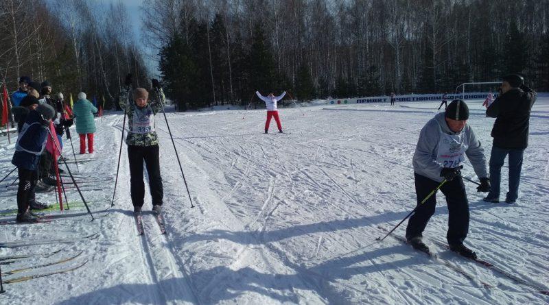 Всем районом на «Лыжню России» 24