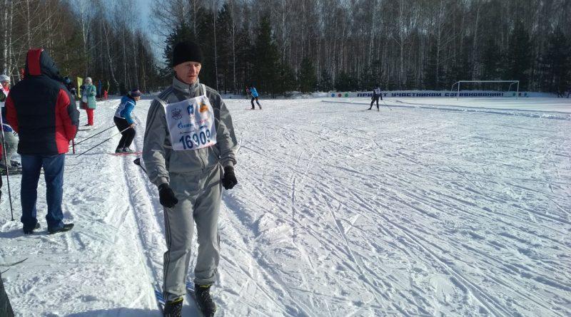 Всем районом на «Лыжню России» 26
