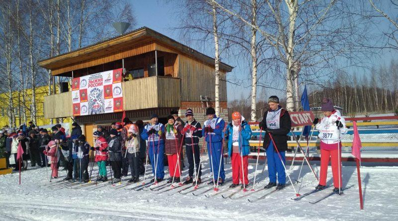 Всем районом на «Лыжню России» 29