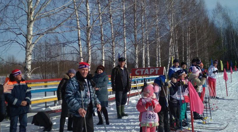 Всем районом на «Лыжню России» 30