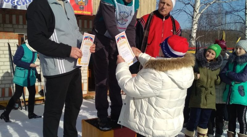 Всем районом на «Лыжню России» 31