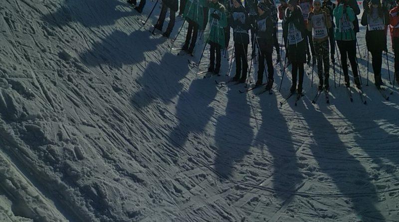 Всем районом на «Лыжню России» 34