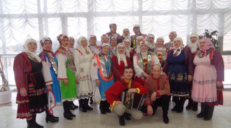 Таланты из фольклорного ансамбля «Ҫӑлкуҫ» Новоайбесинского СДК стали дипломантами IV Межрегионального радиоконкурса фольклорных коллективов