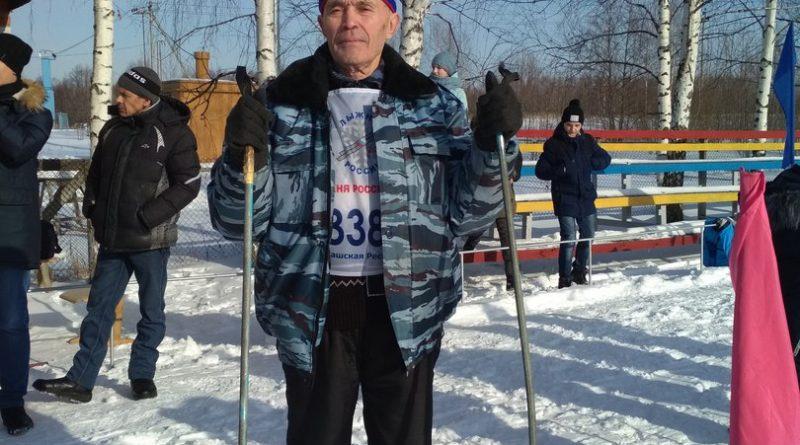 Всем районом на «Лыжню России» 35