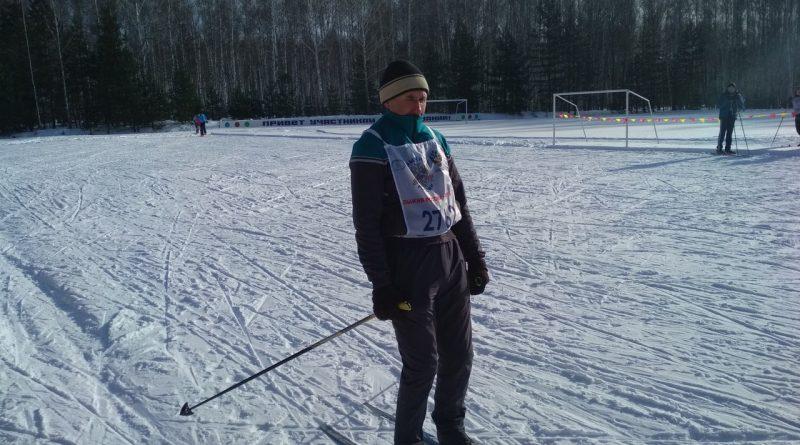 Всем районом на «Лыжню России» 44