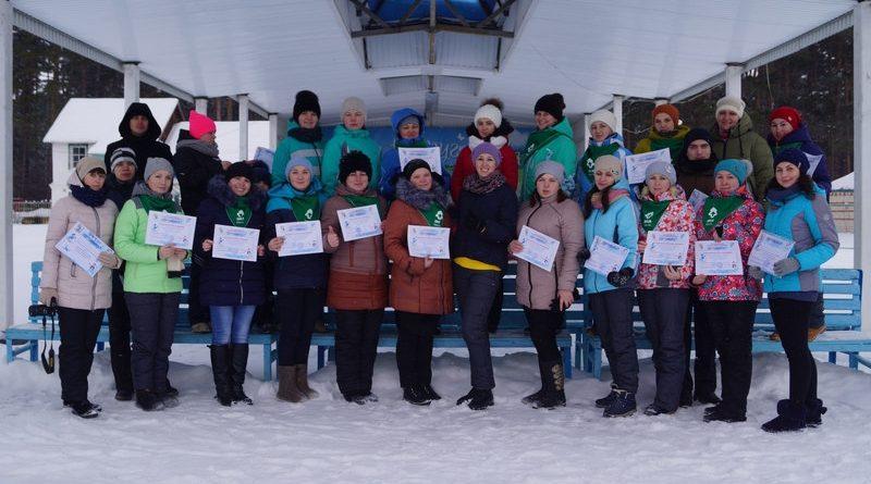 Зимние спортивные игры прошли в Алатырском районе