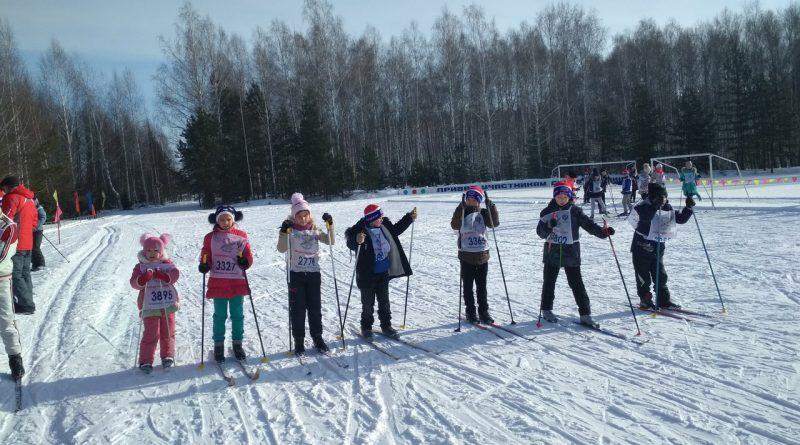 Всем районом на «Лыжню России» 45