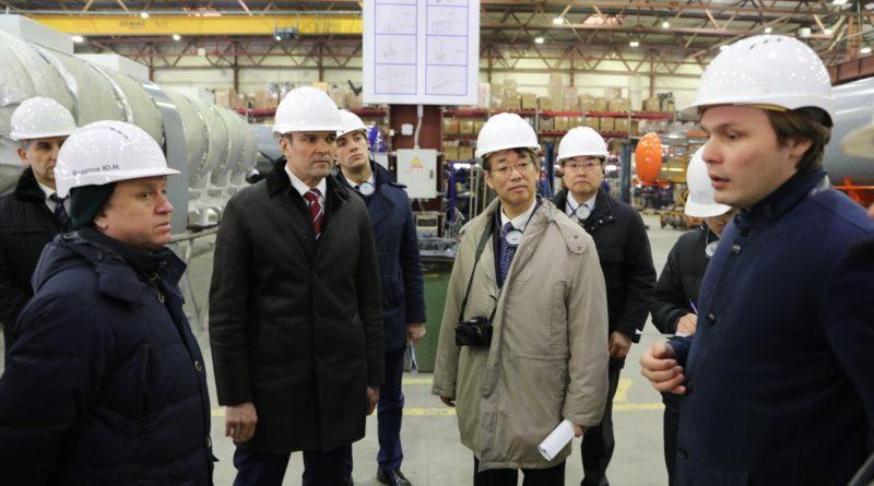 Чрезвычайный и Полномочный Посол Японии в РФ Тоёхиса Кодзуки раскрыл секрет инвестиционной привлекательности Чувашии