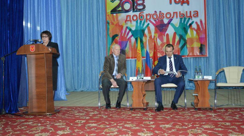 В Алатырском районе подвели итоги за 2017 год 27