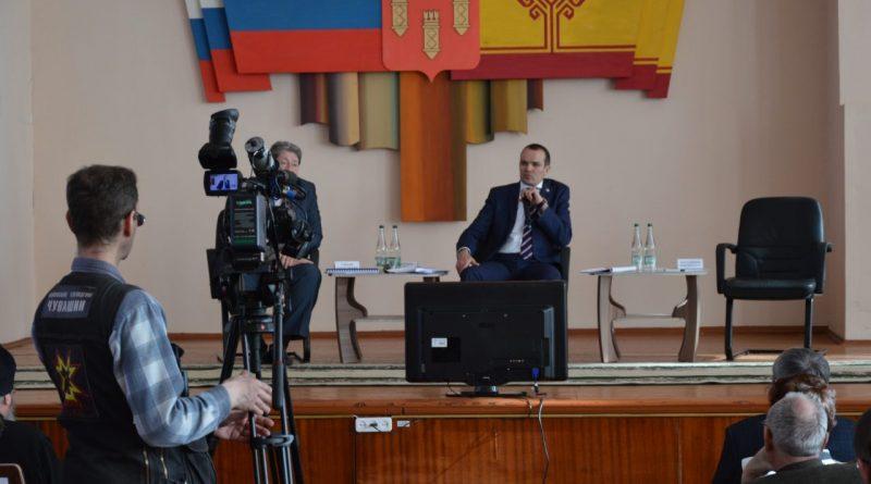 В Алатыре подвели итоги социально-экономического развития за 2017 год 12