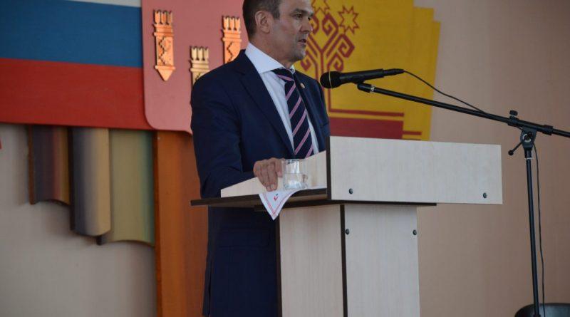 В Алатыре подвели итоги социально-экономического развития за 2017 год 20