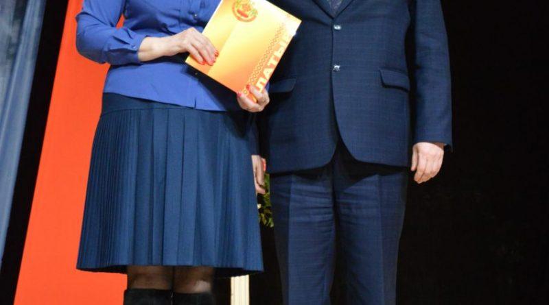 Праздничное мероприятие «Сильный Президент! Сильная Россия!» 12