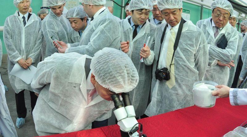 Гости из Японии знакомятся с деятельностью ведущих предприятий Чувашии