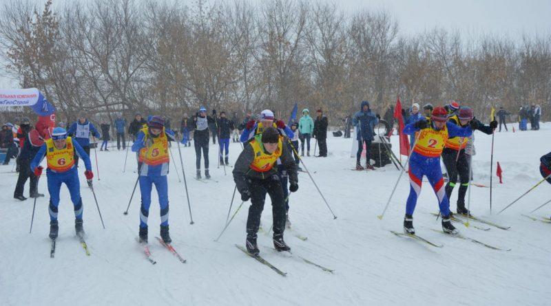 Состоялась лыжная эстафета на призы газеты «Алатырские вести»