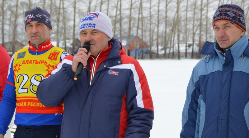 Соревнования на призы депутата Госсовета Чувашии Н.Н. Ефремова 7