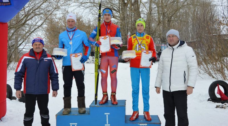 Соревнования на призы депутата Госсовета Чувашии Н.Н. Ефремова 37