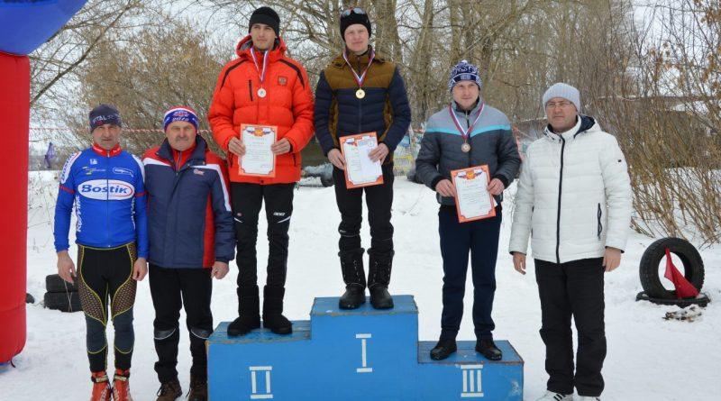 Соревнования на призы депутата Госсовета Чувашии Н.Н. Ефремова 40
