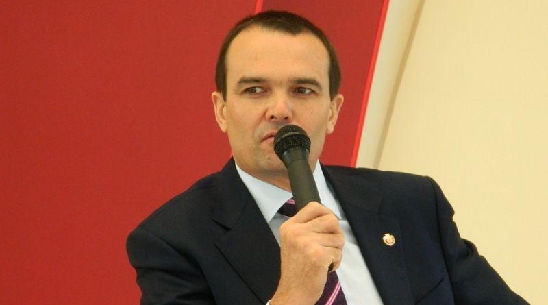Глава Чувашии принимает участие в международном экономическом форуме