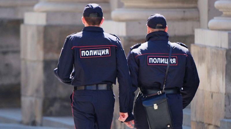 На улицах города проходит спецоперация полиции