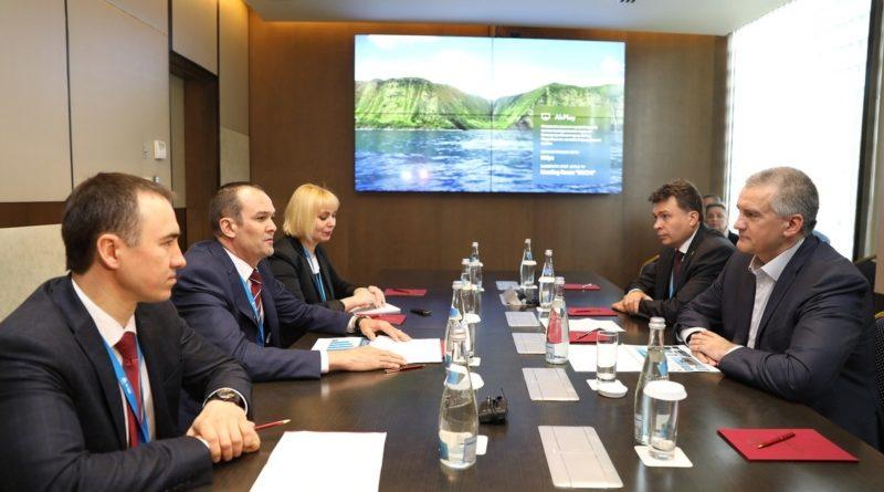 Сотрудничество Чувашии с Республикой Крым будет развиваться