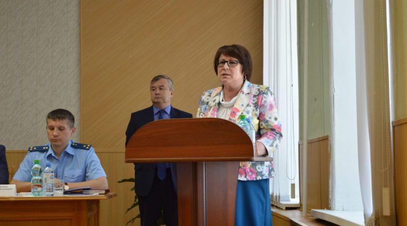 В Алатыре и Алатырском районе обсудили профилактику терроризма и экстремизма 3
